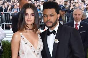 Weeknd Selena Gomez