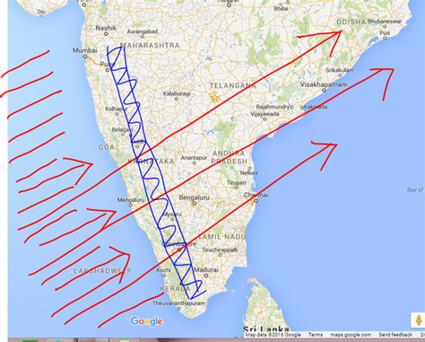 eastern and western ghats 5 answers why do the western ghats receive more rain