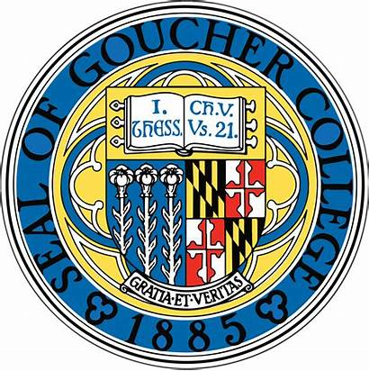 Goucher College University Seal Baltimore Peaceful County