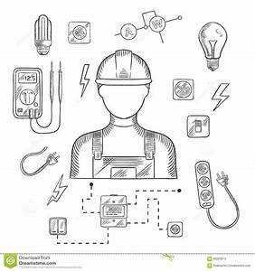 professional electrician with tools and equipment stock With products electrical wholesale rexel electrical supplies