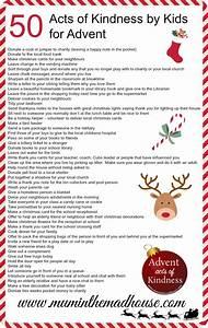 Acts Of Kindness Advent Calendar 2015 | Calendar Template 2016