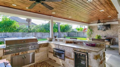 backyard kitchen designs deductourcom