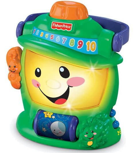 Fisherprice Laugh & Learn Learning Lantern