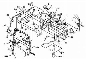 Fuel System Parts For Max 28 Xl Mahindra Tractor