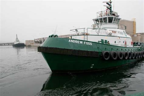 Tugboat Emissions by Hybrid Tugboat Environmentally Friendly Shipping