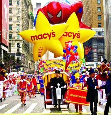 charitybuzz  macys thanksgiving day parade party