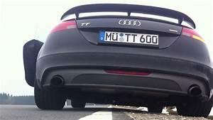 Audi Tt 8j 3 2 Bn-pipe Sound