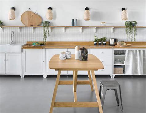 idee deco cuisine cagne idee deco cuisine scandinave ampm