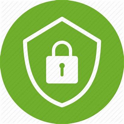 Security Icon Secure Lock Encryption Firewall Safe