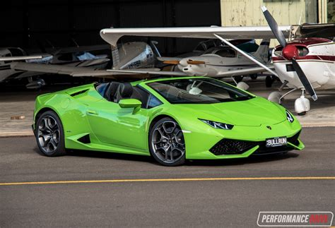lamborghini huracan 2016 lamborghini huracan spyder review video