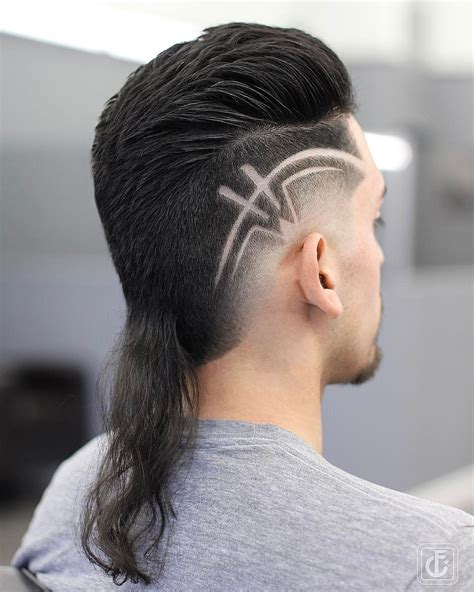 13 ultra modern mullet haircuts style