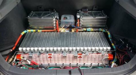 party nissan leaf battery pack upgrades doubling