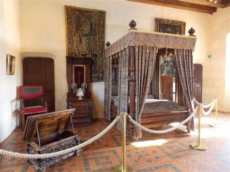 chambre henri 2 chambre henri ii photo de château d 39 amboise amboise