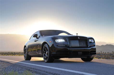 2017 Rolls-royce Wraith Black Badge First Drive