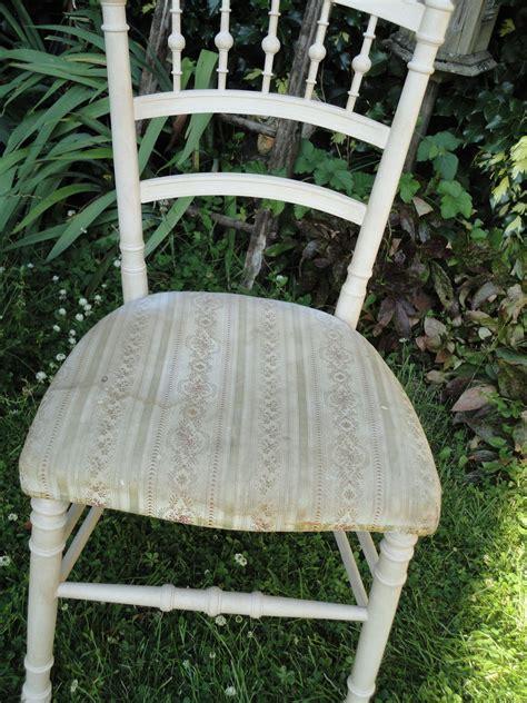 comment recouvrir des chaises je me lance dans la tapisserie charme d 39 antan