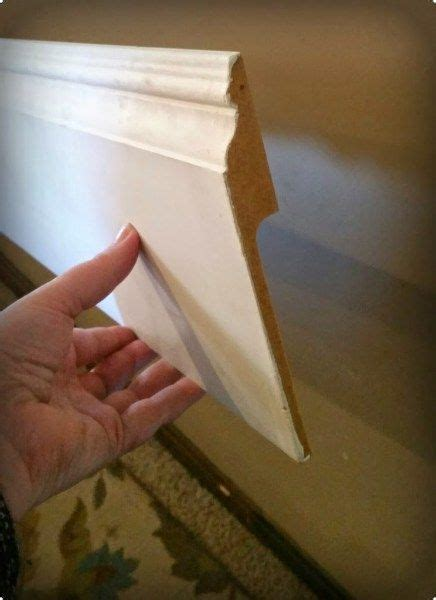 install  baseboards  existing baseboards