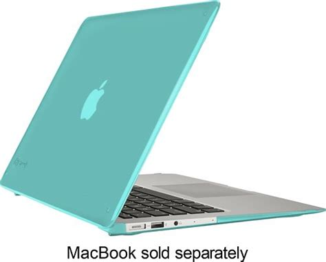 speck seethru for 13 quot apple macbook air blue spk