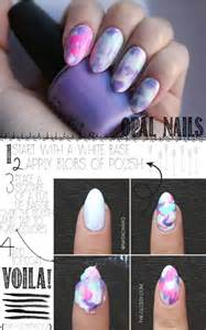 Nail art steps with pictures : Easy step by spring nail art tutorials for beginners learners