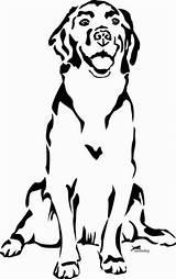 Golden Dog Retriever Tattoo Stencil Labrador Stencils Silhouette Burning Wood Tribal Patterns Animal Perros Animals Outline Mercari Dogs Drawing Retrievers sketch template
