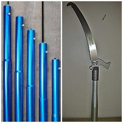 high quality high limb pole  pruner systems nex tech classifieds