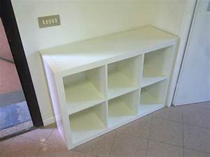 How To Cut An Expedit Down To 3X2 IKEA Hackers