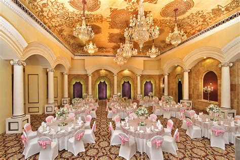 Itc Windsor, Bangalore Banquet Hall For Weddings