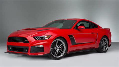 Roush Warrior Mustang Price by 2018 Roush Jackhammer Mustang Revealed Talking Torque
