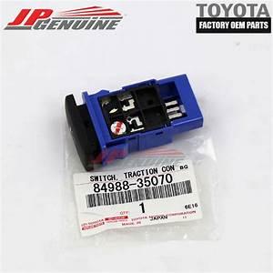 Oem Toyota Genuine 84988