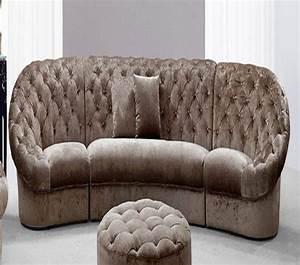 dreamfurniturecom divani casa cosmopolitan mini With crystal tufted sectional sofa
