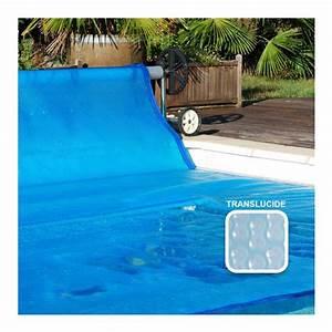 Bache A Bulle Sur Mesure 500 Microns : bache a bulle 10x5 m 500 microns duobul bord e 4 c t s translucide ~ Melissatoandfro.com Idées de Décoration