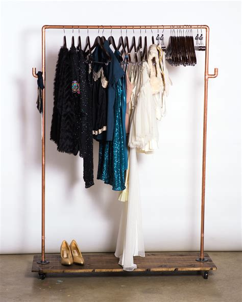 creative diy clothes rack ideas perfect  lazy people