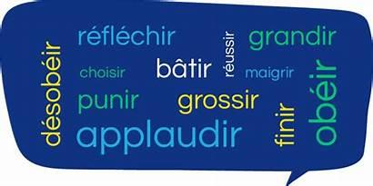 Verbs French Ir Change Lingvist End