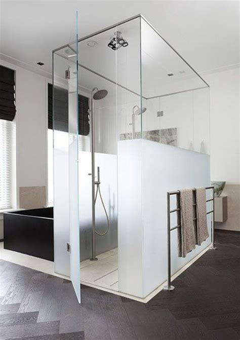 Moderne Badezimmer Mit Trennwand by 120 Moderne Designs Glaswand Dusche Archzine Net