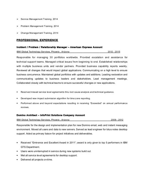 Servicenow Business Analyst Resume by Andrew Grigg Resume