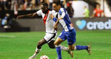 Rayo Vallecano vs. Alavés con Luis Advíncula por LaLiga ...