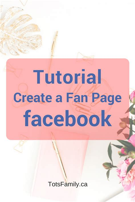 create a fan page on facebook without a profile social media 101 facebook part 1 how to create a