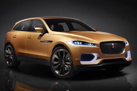 jaguar  pace suv debuted    powerful engines
