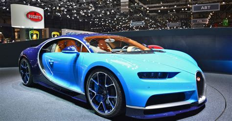 Are Bugattis In The Us by Bugatti Chiron Revealed Pictures Performance Specs