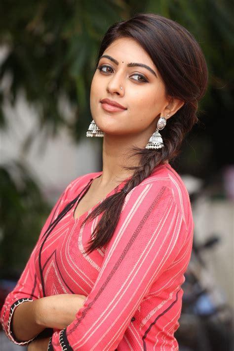 Desi Actress Pictures Anu Emmanuel Beautiful Photos