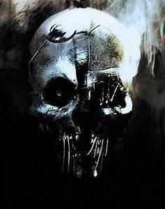 Dishonored Maske Tattoos