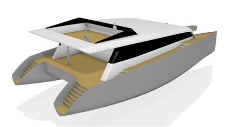 Sailing Catamaran Kit Boats by Bruce Roberts Catamaran Boat Plans Catamaran Boat