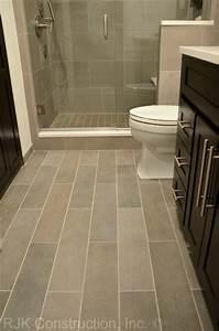 Masculine bathroom renovation contemporary bathroom for Remodel bathroom floor