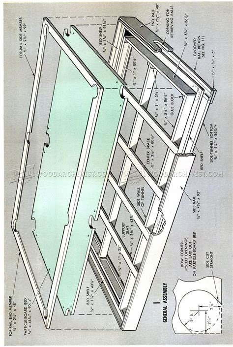 pool table design plans 3070 diy pool table woodworking plans electron