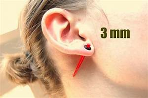 Oreille Bouchée Sans Douleur : comment stretcher ses oreilles sans douleurs blog de eltheria ~ Medecine-chirurgie-esthetiques.com Avis de Voitures