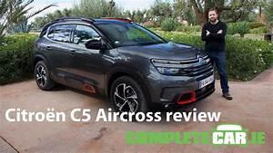 Citroën C5 Aircross Start : the citro n c5 aircross majors on space and comfort youtube ~ Medecine-chirurgie-esthetiques.com Avis de Voitures