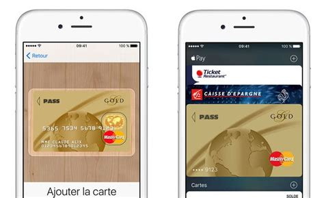 les titulaires de cartes visa banque populaire et caisse d epargne pourront utiliser apple pay