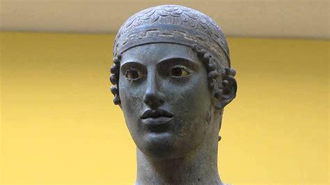 Auriga di Delfi, storia e descrizione - Studia Rapido