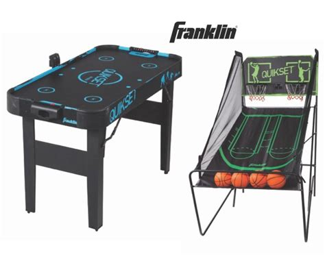 franklin sports quikset air hockey table 20 off franklin sports quikset basketball air hockey