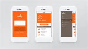 designer app character wally