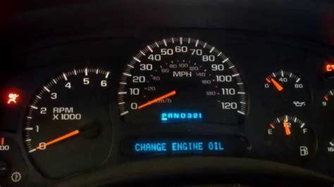 service engine light on 2009 chevy silverado check engine light reset